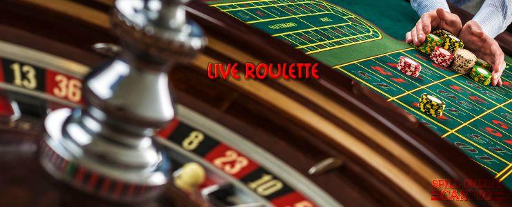 casino live rulett